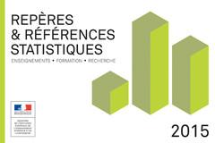 Repères et références statistiques sur les enseignements, la formation et la recherche  2015