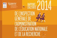 Rapport d'activité 2014 de l'I.G.A.E.N.R.