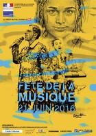 Affiche Fête de la musique 2016