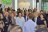 Inauguration du technopôle de Schneider Electric