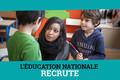 Concours de recrutement d'enseignants et de personnels d'éducation : du 12 septembre au 12 octobre
