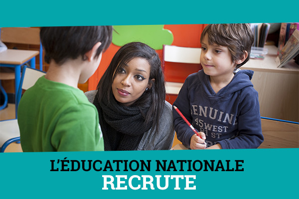 Recrutement enseignants - Session 2018