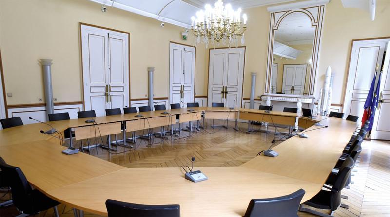 Salle Hubert Curien