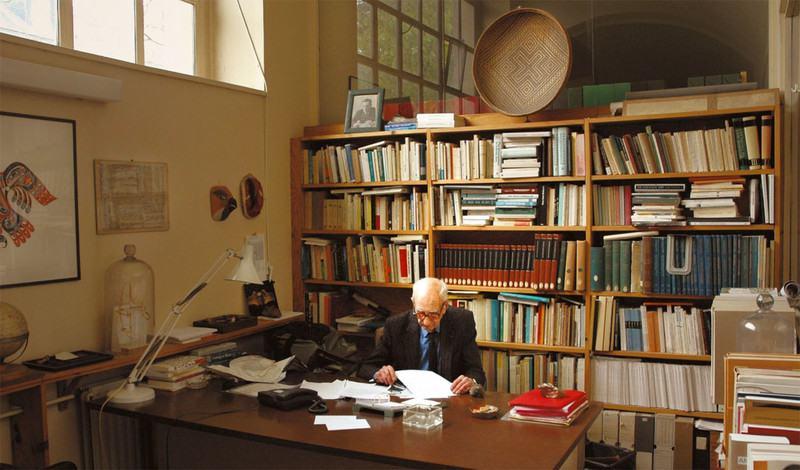 Bureau de Claude Levi Strauss