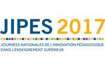 Journées nationales de l'Innovation Pédagogique dans l'Enseignement Supérieur - JIPES 2017