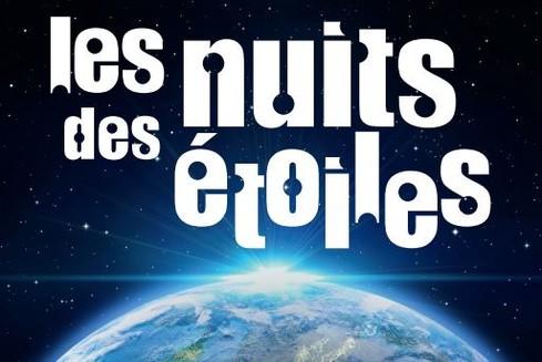 Les Nuits des étoiles - 28, 29, 30 juillet 2017