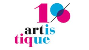 Logo 1 pour cent artistique