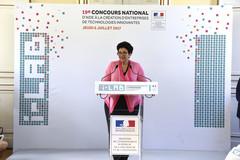 Discours de Frédérique Vidal ILAB