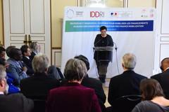 Conférence Climat et développement