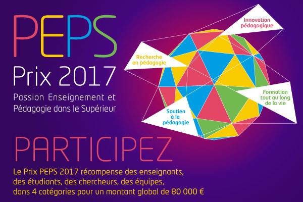 Prix PEPS 2017