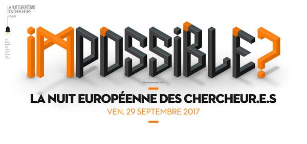 Nuit Européenne des Chercheurs 2017 - Banniere