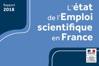 L'Etat de l'emploi scientifique en France 2018