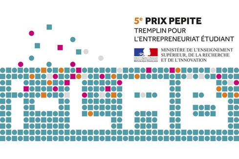 Lancement du Prix PEPITE - Tremplin pour l'entrepreneuriat étudiant 2018
