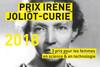 Prix Irène Joliot-Curie : lancement de l'édition 2018
