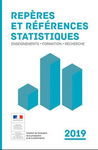 Repères et références statistiques 2019