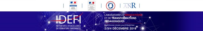 Colloque IDEFI