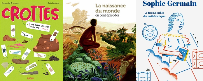 nomines livre scientifique jeunesse