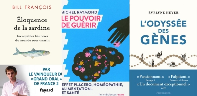 nomines livre scientifique