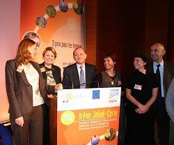 Ouverture Prix Joliot-Curie 2006