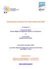 Visuel dossier de presse Joliot-Curie 2006