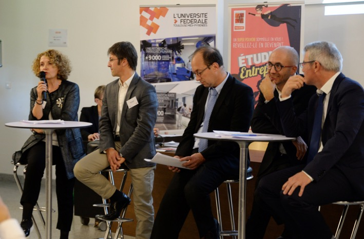 Table ronde 20 ans d'i-Lab - Toulouse