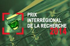 Prix interrégional de la recherche 2014