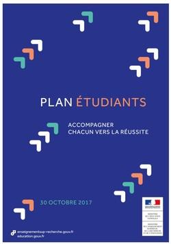 DP Plan Etudiants couverture