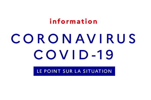 COVID 19 : informations, recommandations, ressources