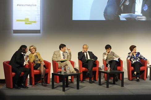 Lancement du programme européen Erasmus +