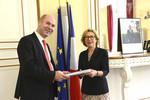 Remise du rapport sur l'avenir des sciences économiques à l'université en France