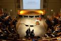 Ouverture du 5e Forum de la coopération franco-allemande en recherche