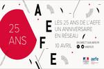 Les 25 ans de l'Agence pour l'enseignement français à l'étranger (A.E.F.E.)