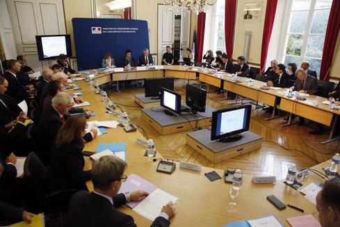 Sixième comité de concertation entre l'Etat et l'industrie dans le domaine spatial CoSpace