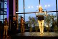 Inauguration de l'exposition'C3RV34U, l'expo neuroludique' à la Cité des sciences et de l'industrie