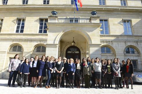 Les Femmes scientifiques à l'honneur au M.E.S.R.