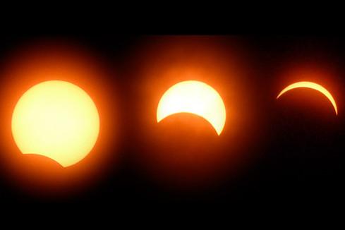 Vendredi 20 mars 2015: éclipse partielle du soleil visible en France métropolitaine