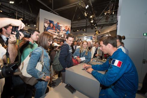 L'astronaute Thomas Pesquet parrain de la 25e édition de la Fête de la science