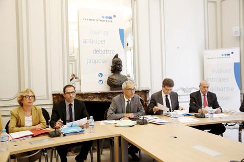 Installation de la Commission d'évaluation des politiques d'innovation