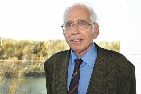 Décès d'Yves Chauvin, prix Nobel de chimie 2005