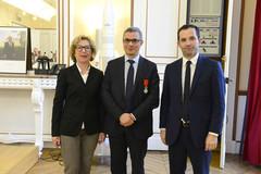 Légion d'honneur à Ali Saib