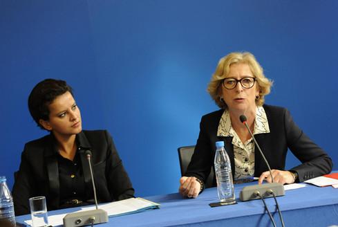 Geneviève Fioraso quitte le Gouvernement