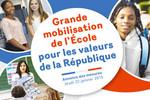 Grande mobilisation de l'Ecole pour les valeurs de la République : lancement des Assises