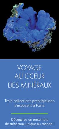 Plaquette: Voyage au coeur des minéraux