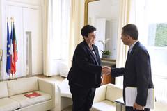 Rencontre avec ministre ESR portugais