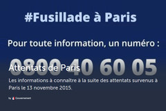 Attentats à Paris, informations utiles