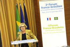 2e Forum franco-brésilien