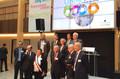 Inauguration du centre de Recherche et Développement bioMérieux