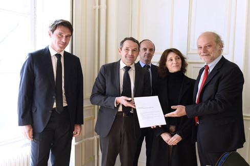 Rapport de la commission Mazeaud sur les procédures bâillons