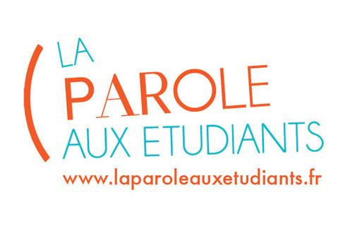 """3e édition du concours """"La parole aux étudiants !"""""""