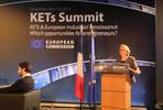 Ouverture du sommet européen sur les KETs